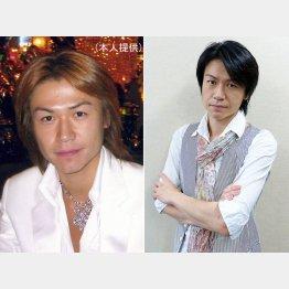 ホスト時代の年収は1億円を超えていた城咲仁さん(C)日刊ゲンダイ