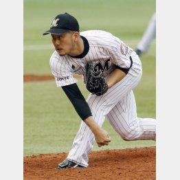 ロッテ大谷も「何度も野球をやめたいと思った」(C)日刊ゲンダイ