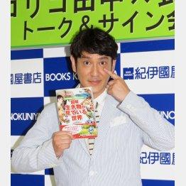 早くも続編に意欲マンマン(C)日刊ゲンダイ