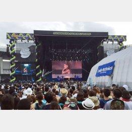 「サッカーW杯後の渋谷みたい」の声も(C)日刊ゲンダイ