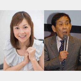 はしのえみさんが萩本欽一氏に出会ったのは17歳の時(C)日刊ゲンダイ