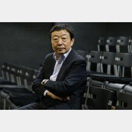 現在は京都造形芸術大で教授を務める(C)日刊ゲンダイ