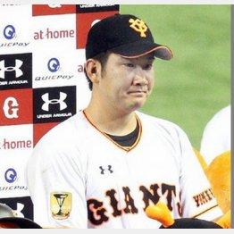 ヒーローインタビューで涙ぐんだ巨人菅野