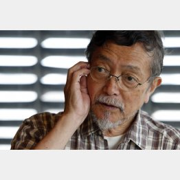 安倍政権は「都合のいい神話をつくっている」と池澤夏樹氏(C)日刊ゲンダイ