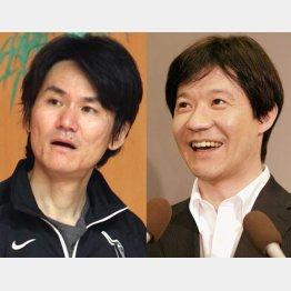 ナンチャン(左)とは完全にバラ売り(C)日刊ゲンダイ
