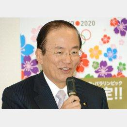 武藤氏の会見に不快感を抱いた人も多い(C)日刊ゲンダイ