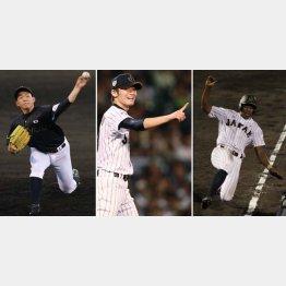 小笠原・高橋・オコエ