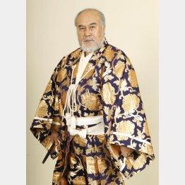 近藤勇役が懐かしい嵯川哲朗さん(C)日刊ゲンダイ