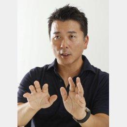 小林快次氏(C)日刊ゲンダイ