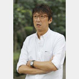 伴野準一氏(C)日刊ゲンダイ