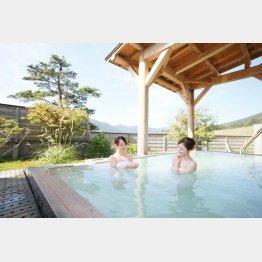 岩手県網張温泉・大釈の湯(提供写真)