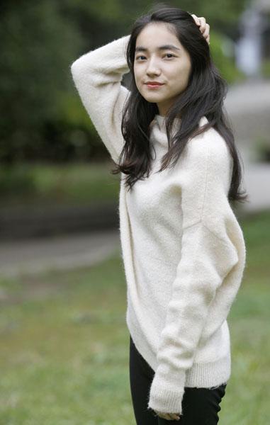 来年公開の映画「無伴奏」にも出演(C)日刊ゲンダイ