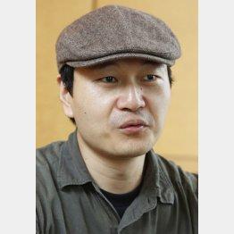 「タモリと戦後ニッポン」著者の近藤正高氏(C)日刊ゲンダイ