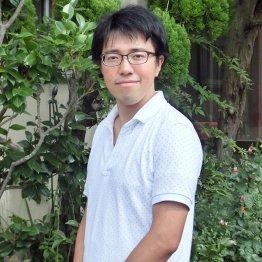 坂爪真吾ホワイトハンズ代表理事(C)日刊ゲンダイ