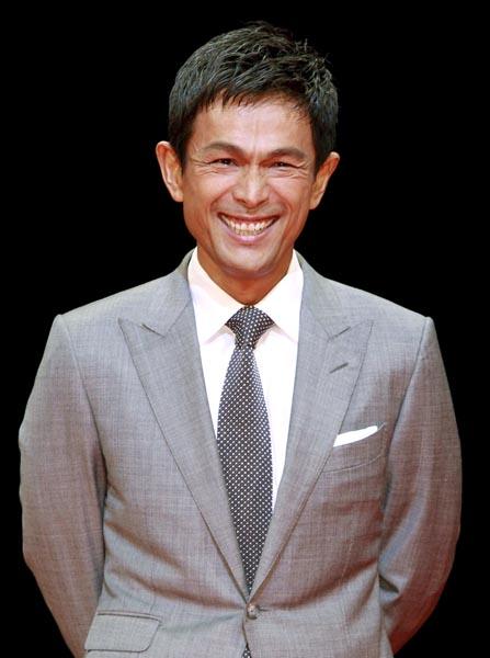 「天空の蜂」に主演した江口洋介(C)日刊ゲンダイ