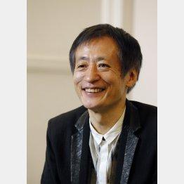 奥山和由氏(C)日刊ゲンダイ