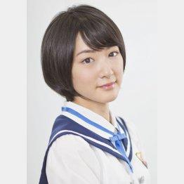 乃木坂48の生駒里奈(C)日刊ゲンダイ