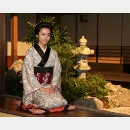 NHK朝ドラ「あさが来た」ヒロイン演じる波瑠