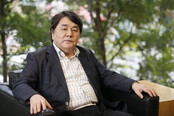 赤川次郎氏(C)日刊ゲンダイ