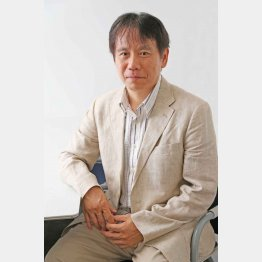 横田増生氏(C)日刊ゲンダイ
