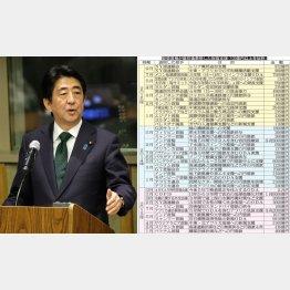 総額3年間で30兆円(C)日刊ゲンダイ