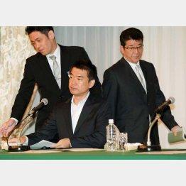 橋下市長もカンカン(C)日刊ゲンダイ