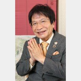 温厚な尾木ママもおかんむり(C)日刊ゲンダイ