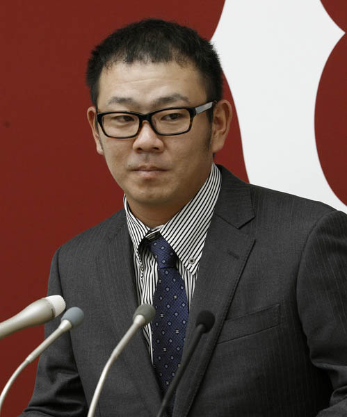 野球賭博に関与していた巨人福田(C)日刊ゲンダイ