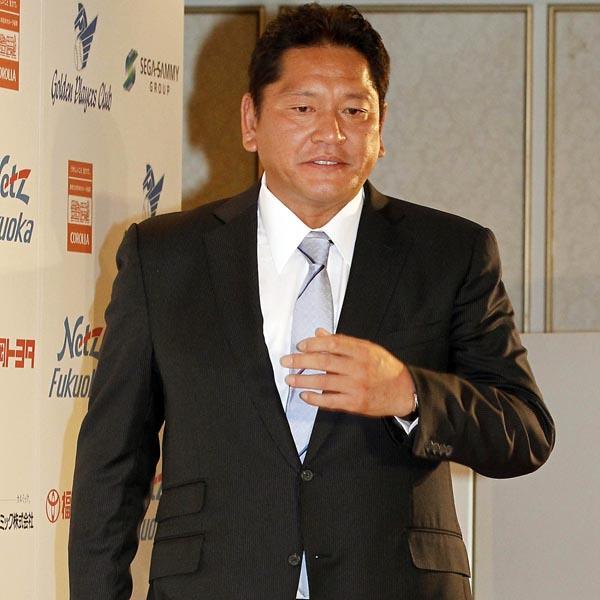 名球会のイベントに出席した佐々木氏(C)日刊ゲンダイ