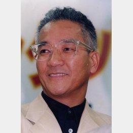 上岡龍太郎は紳士的な飲み方だった