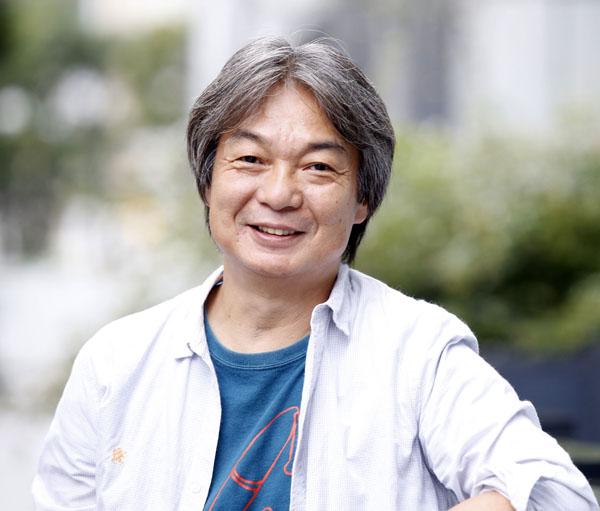 作家・荻原浩氏(C)日刊ゲンダイ
