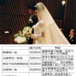 【結婚・出産編】村に住むカップルの縁談をまとめた仲人に20万円