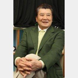 水戸黄門のすべてを知る男(C)日刊ゲンダイ