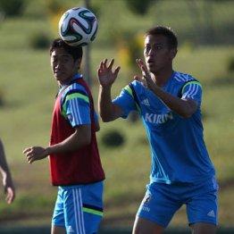 初戦のキーマン圭佑と真司がボールを取られると厳しくなる