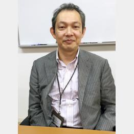 米倉裕之氏(C)井上久男