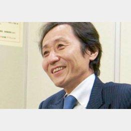 杉野泰治氏(C)井上久男