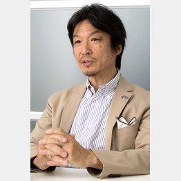 長澤誠氏(C)井上久男