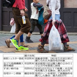 【住宅編】東京・北区 子育て世帯に月2万円の家賃助成