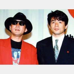 チャゲとASKA(C)日刊ゲンダイ