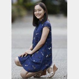 内野聖陽の娘を演じた吉田美佳子