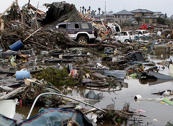 東日本大震災からすでに4年7カ月経つが…(C)日刊ゲンダイ