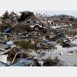 東日本大震災からすでに4年7カ月経つが…