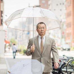 """""""5年は使える""""最高級ビニール傘"""