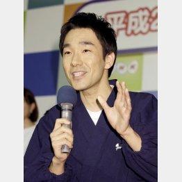 NHKの近田雄一アナウンサー(C)日刊ゲンダイ