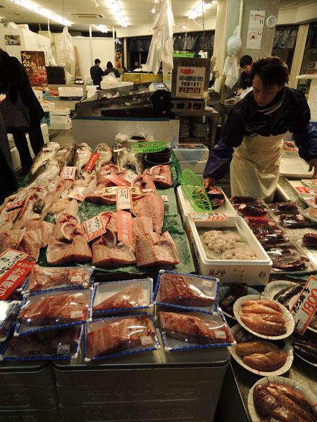 近江町市場(提供写真)