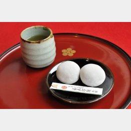 長五郎餅(提供写真)