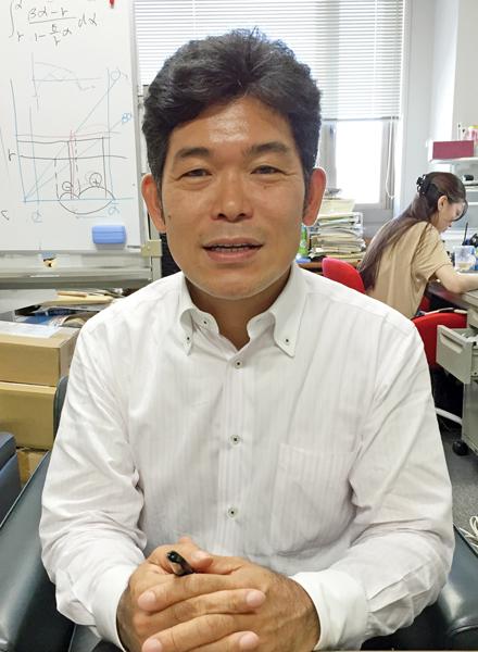 柳川範之氏(C)井上久男