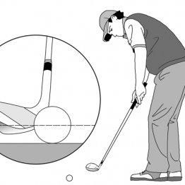 パターのストローク安定にはSWのトップうち練習が効果絶大