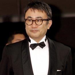 NHK大河「真田丸」を控える三谷監督(C)日刊ゲンダイ