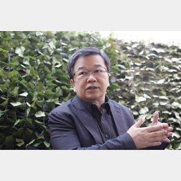 新著「超・反知性主義入門」が話題の小田嶋隆さん(C)日刊ゲンダイ